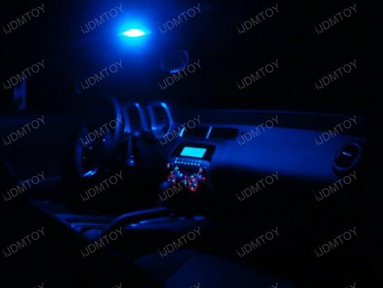 Chevy - Camaro - LED - map - lights - trunk - lights - 3